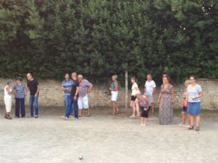 petanque pitch brossac